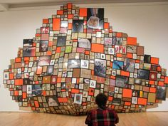 installation by Barry McGee coool!