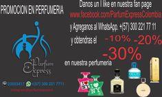 Perfumeria Original a los mejores precios al por Mayor y Detal. Info. WhatsApp.+(57)300 221 7711 Pin.23555417