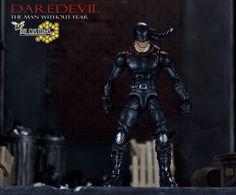 Daredevil Custom Action Figure