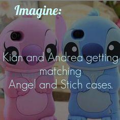 Kiandrea- Aww this would be soooooooooooooo cute