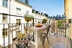 44 square meters apartment