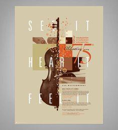 Graphic Design Examples by J Fletcher Design