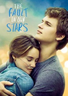 Fault In Our Stars The Movie poster Metal Sign Wall Art 8in x 12in