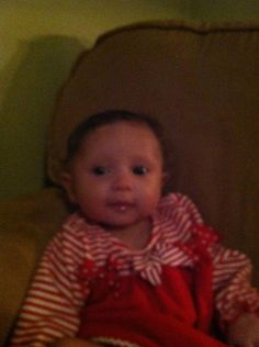 """One of our newest """"CMIL Kids"""", this is the 3-month-old daughter of our Waterbury Supervisor Jazmine Jones."""