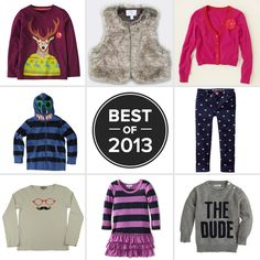 Our Favorite Places to Score the Cutest Kids' Clothes in 2013