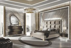 camera da letto molbilpiù incanto testata imponente Oversized Mirror, Curtains, Furniture, Home Decor, Vanity Basin, Homemade Home Decor, Home Furnishings, Interior Design, Home Interiors