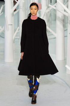 Delpozo at New York Fashion Week Fall 2015 | Stylebistro.com