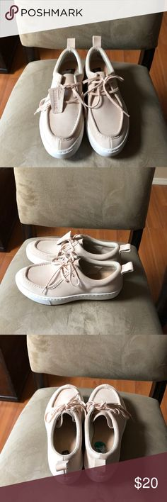 Clarks shoes Suede shoes in blush by Clarks Brand new Clarks Shoes