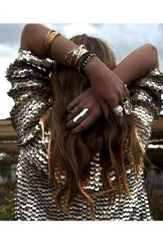 Find more metallic inspo at www.fashionaddict.com.au
