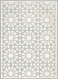 BOU 115 | Les Elements de l'art Arabe | Pattern in Islamic Art