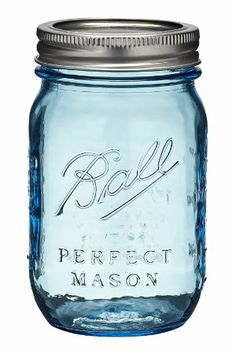 Ball Jar Heritage Collection Pint Jars - glasses for guests at Nautical baby shower