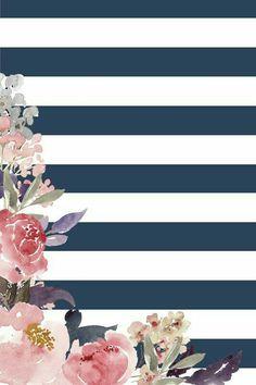 32 super Ideas for floral wallpaper desktop pattern mobiles Floral Wallpaper Desktop, Handy Wallpaper, Free Wallpaper Backgrounds, Cute Wallpaper For Phone, Pattern Wallpaper, Cute Wallpapers, Desktop Wallpapers, Floral Wallpapers, Wallpaper Art