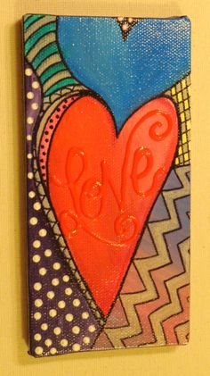 Hey, I found this really awesome Etsy listing at http://www.etsy.com/listing/120267776/abstract-heart-love-painting-on-canvas