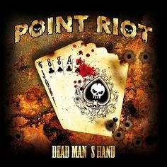 """Point Riot - """"Raise Your Hands"""", """"Sweet Addiction"""" (From the Album """"Dead Man's Hand"""", 2017)  #Sweden #HardRock #HeavyMetal #PointRiot #RockParadiso"""