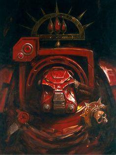 "dreadnought97: "" My faveroute piece of terminator artwork. """