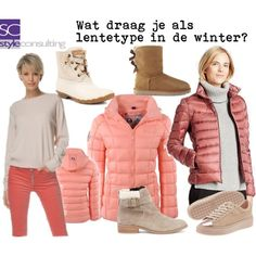 Wat draag je als lentetype in de winter? by roorda on Polyvore featuring Mode, Sole Society, Sperry, UGG and Extreme Cashmere