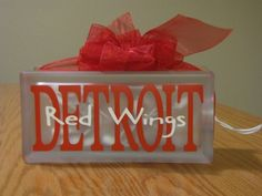Detroit Red Wings hockey team