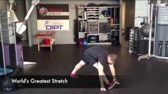 World's greatest stretch #fitness #stretches