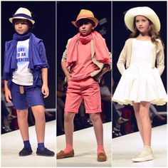Moda infantil FIMI Fashion Show © Blogmodabebe_verano 2015_desfile de Condor 2