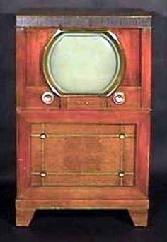 1950 Mortorola TV