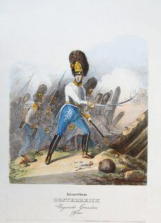 Hungarian grenadier officer