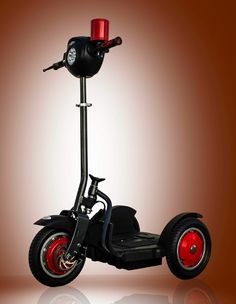 Purchase This High Quality Tri-Seg-a-Tops Electric Scooter Today! Limited Quantities Available! Call 1-866-606-3991.