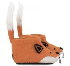 Foxes on my feet