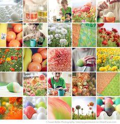 Easter Photo Session Ideas -  Portrait Photography by Susan Keller via  iHeartFaces.com