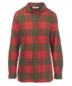 Women's Oxbow Bend Tunic Flannel Shirt