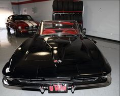 This 1965 Sting Ray Corvette Convertible is part of the prize package in the 2016 Corvette Dream Giveaway®. Chevrolet birthed a muscle-car legend in 1965—the 396ci/425hp L78 big-block Corvette. Factory-installed into only 1,409 convertibles out of a total production of 23,562 units, the 1965 L78 Sting Ray convertible is extremely rare and restored examples exist mainly in high-end Corvette collections. Enter to win this one at www.winthevettes.com #promo TP0316C