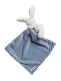 Newbie baby blanket with soft toy