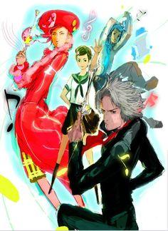 Anunciado el anime original Classicaloid || ~[Grupo DINAMO]~ ||*The Japan & Anime Lovers*||