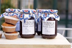 Nutella handmade -- could it be?!