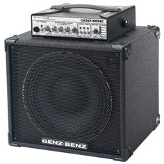 Shuttle Series   GENZ BENZ - A nice, small combo amp that sounds great in low volume situations, such as jazz.