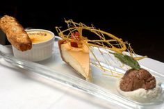Fine Dining Plated Desserts | Perfect for sharing - our dessert tasting plate