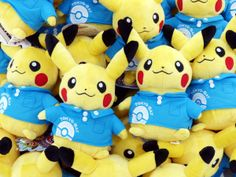 """""""Pokémon Center Tokyo Bay"""" opens in Funabashi Japan.  Second largest in the world right behind Pokemon Center Osaka."""