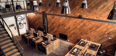 5 Startup Office Design Tools That Will Save You Money - Decorilla Interior Designers Fun Office Design, Cool Office Space, Workplace Design, Office Workspace, Office Interior Design, Office Interiors, Home Interior, Interior Architecture, Office Decor
