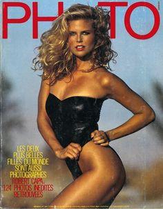Photo France June 1983 Model: Christie Brinkley  http://80s-90s-supermodels.tumblr.com