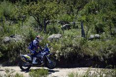 El piloto francés Cyril Despres, 5 veces ganador del Dakar y actual campeón