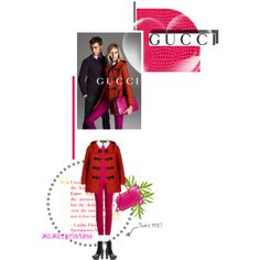 """""""Gucci 2014 Pre Fall Collection"""" by kristina-susanto on Polyvore"""