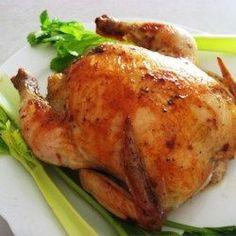 Juicy Roasted Chicken - Allrecipes.com