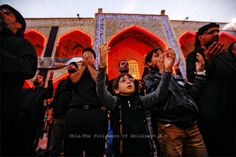 """""""Test our Shia with regard to three things: the prayer times to see how well they observe them, their secrets to see how well they guard them from our enemies, and their wealth to see how they help out their brothers with it.""""  — Imam Jafar al-Sadiq (ع)  Biharul Anwar v. 83, p. 22, no. 40"""