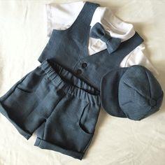 Paggetto abito da cerimonia baby
