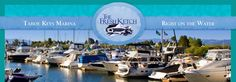 The Fresh Ketch at Tahoe Keys Marina - Located on the water in the Tahoe Keys Marina, The Fresh Ketch offers casual dining downstairs or on the lawn. For more formal (if anything in Tahoe is formal) head upstairs for outstanding cuisine and magical views.