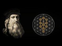 Leonardo Da Vinci - Il Fiore della Vita -the flower of life - heilige Geometrie - 2014 ( Karunesh -Alibaba )