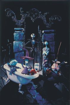Nightmare Before Christmas.