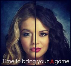 It's finally here!! Pretty little liars returns!