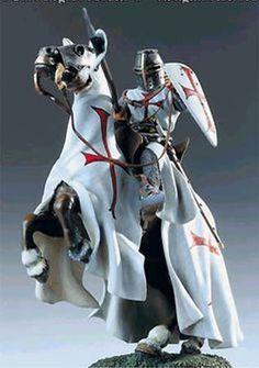 Crusader Knight, Knight Armor, Medieval Knight, Medieval Armor, Knights Templar Symbols, Christian Warrior, Armadura Medieval, Medieval Times, Chivalry