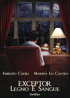 La Fenice Book: [Segnalazione] Alice From Wonderland di Alessia Coppola - Exceptor: Legno e Sangue di Fabrizio Cadili e Marina Lo Castro