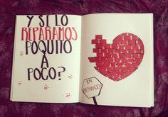 #pensamientosdeunExtraño! #corazón #fallinlove